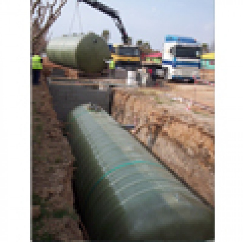 Dep sitos enterrados horizontales - Depositos de agua potable precios ...