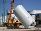 Empresa de reciclado y tratamiento de aceites usados