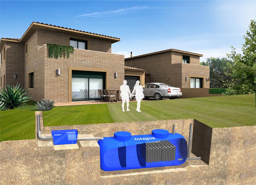 Depuradoras para viviendas digestores depuradoras de - Depuradoras de agua ...