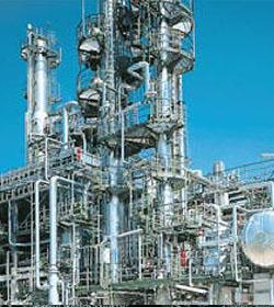 Industrias químicas y textil