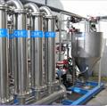 Ultrafiltración de aguas residuales